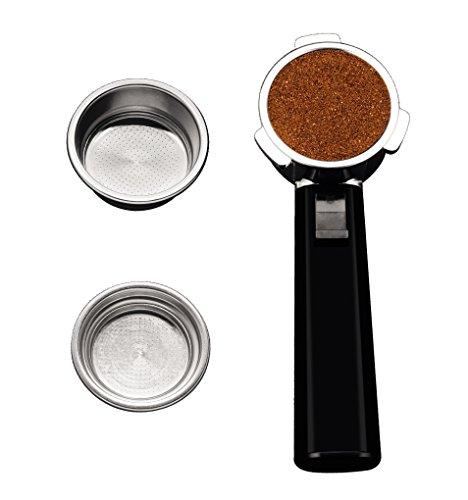 Krups Espresso Intenso Calvi Meca XP344010 – Cafetera compacta de
