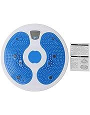 VGBEY Placa Twister De Cintura, Conteo De Calorías Imán Disco Twister De Cintura Pérdida De Peso Electrónica Placa De Ondulación Equipo De Fitness