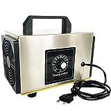 DDDCM Purificador del Aire del ozono del generador 220v 48g / 36g / 28g del Filtro de Aire Inicio Ozonador portátil Ozon ozonizador O3 generador con la sincronización (Color : 24g)