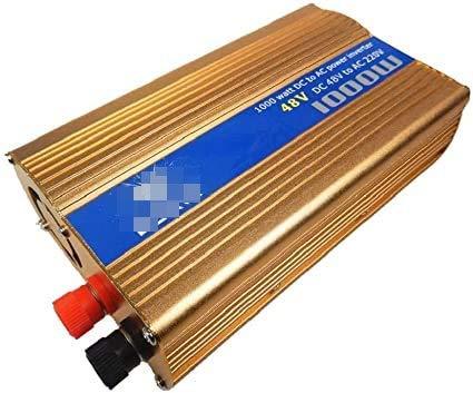 Inversor de alimentación de coche 1000W, 36V / 48V / 60V a...