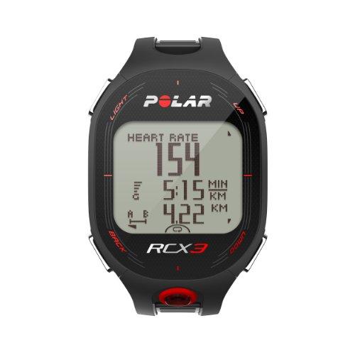POLAR Herzfrequenzmessgerät RCX3M GPS, black, 90042167