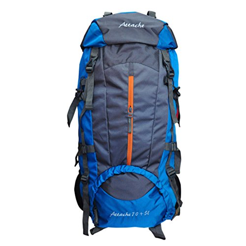 Attache 1021R Climate Proof 75Ltrs Blue & Grey Rucksack