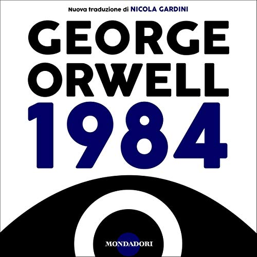 1984 Audiobook By George Orwell cover art
