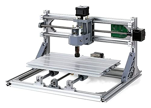 N&W DIY Mini Engraving Machine Kit Mechanical Tool Engraving Laser Engraving Machine Multi-Function Control Board Mini CNC Machine