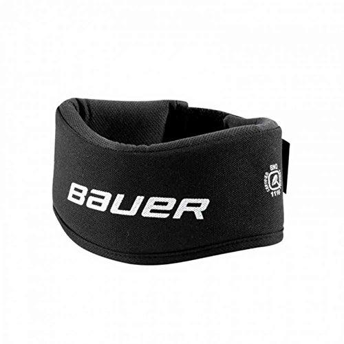 BAUER NG NLP7 Core Neckguard Collar - blk - Yth.