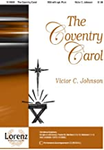 The Coventry Carol (Sacred Anthem, SSA, Piano)