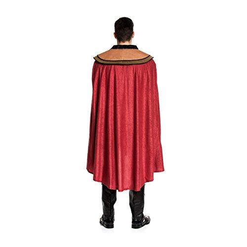 Kostümplanet® Ritter-Kostüm Herren Deluxe Tempel-Ritter Faschingskostüm Größe 56/58 - 4
