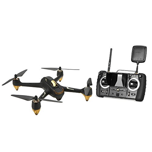Quadcopter Drone Hubsan X4 H501S 5.8G FPV Brushless Versione avanzata Drone RC