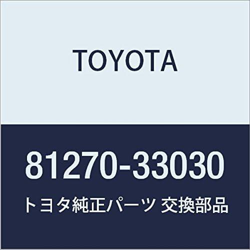 Toyota 81270-33030 Mail order Nashville-Davidson Mall License Assembly Plate Lamp