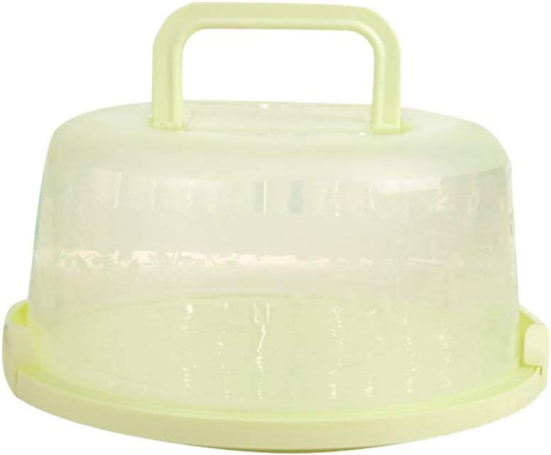 Alternative dealer DOITOOL Cake Carrier Cover Wholesale Container with Holder Collaps Cupcake