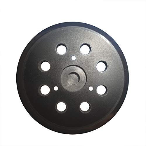 "5"" Replacemet Sander Pad for Makita BO5030/K, BO5031/K, BO5041/K, BO5010/K, XOB01Z Random Orbit Sanders - Hook-and-Loop Pad"