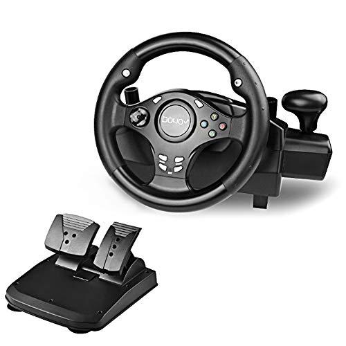 LSXX Stuurwielcontroller, host-stuurwielcontroller, wiel computerspelsturing, ondersteuning van meerdere apparaten