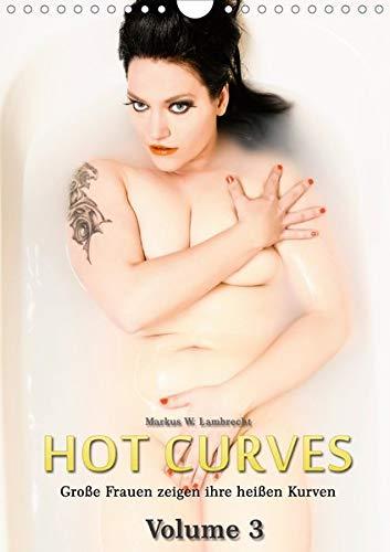 Hot Curves Volume 3 (Wandkalender 2021 DIN A4 hoch)