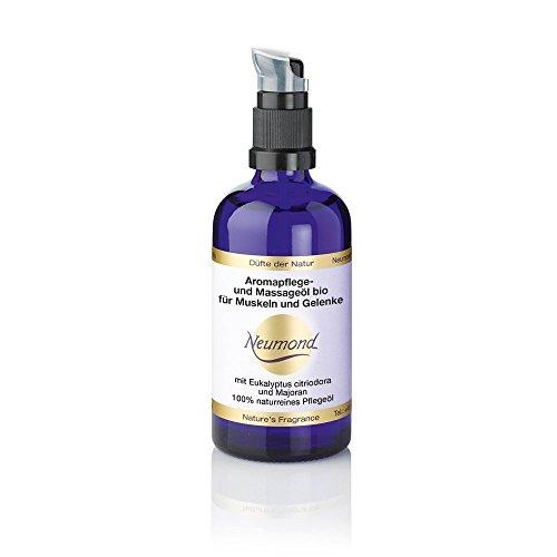 Neumond Aromapflege- und Massageöl bio für Muskeln und Gelenke 100ml, 1er Pack (1x 100ml)