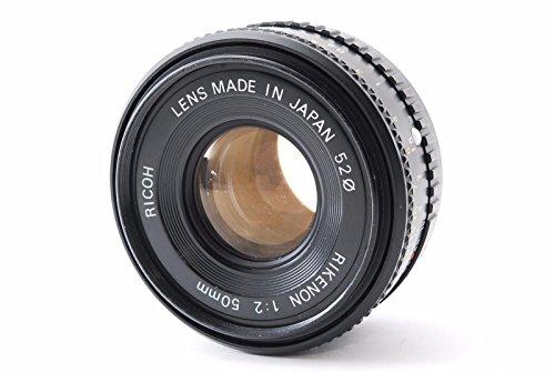 RICOH XRリケノン 50mm F2