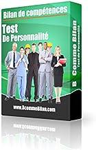 Bilan de compétences : Test de personnalité en ligne