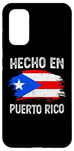 Galaxy S20 Hecho en Puerto Rico Case