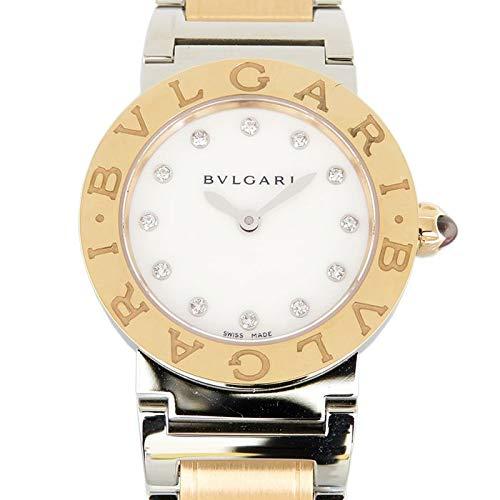 ブルガリ BVLGARI ブルガリブルガリ BBL26WSPG/12 ホワイト文字盤 新品 腕時計 レディース (A022243) [並行輸入品]