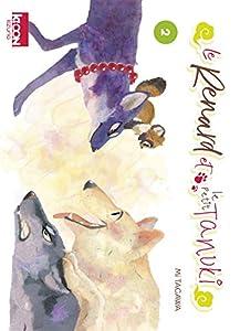 Le renard et le petit tanuki Edition simple Tome 2