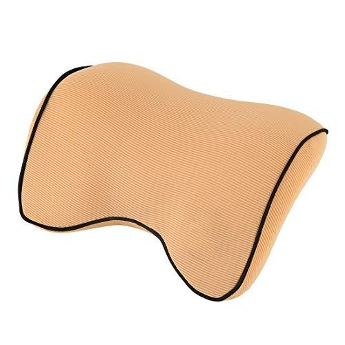 WuqiAng The Car Memory Foam Neck Pillow Car Auto Head Neck Rest Cushion Headrest Pillow Pad