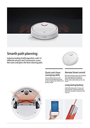 Xiaomi SH-5065 Staubroboter mit App - 4
