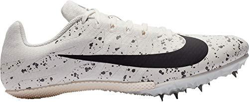 Nike Zoom Rival S 9, Zapatillas de Atletismo Unisex niño, Multicolor (Phantom/Oil Grey...