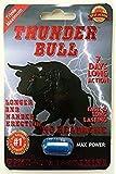 Thunder Bull Triple Maximum Male Enhancer Pill 24 Pack