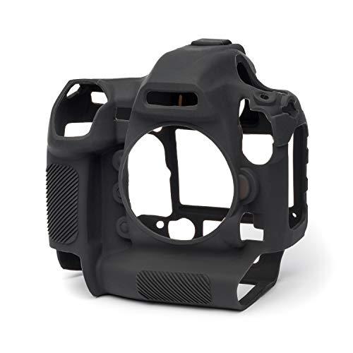 easyCover Camera Case Silicone Protection for Nikon D6 (Black)