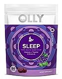Best Health Sleep Dissolves - OLLY Sleep Melatonin Gummy, All Natural Flavor Review