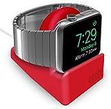 Orzly Compact Stand kompatibel mit Apple Watch Allen Serien – Apple Watch SE, 6, 5, 4, 3, 2,1 &...