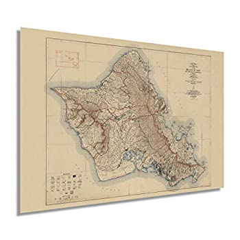 Best hawaii oahu map Reviews
