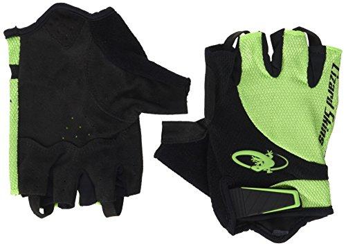 Lizard Skins aramus Elite Handschuhe Unisex, Uni, Aramus Elite, schwarz/grün, Taille S