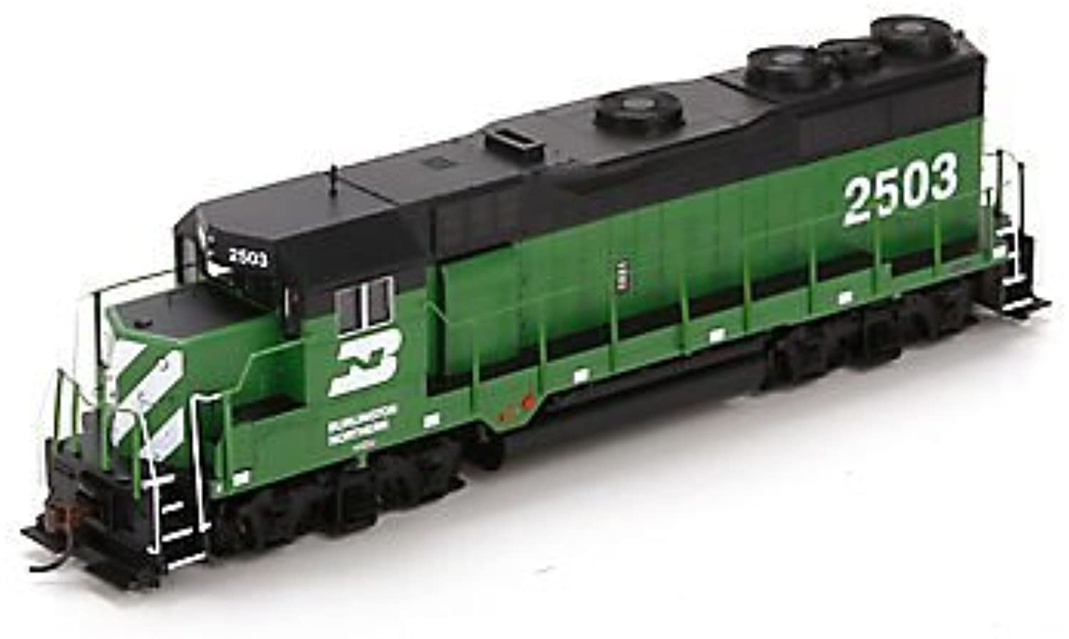 HO RTR GP35, BN  2503 by Athearn