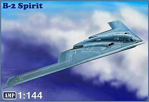 AMP 144-002 - 1/144 - В-2 Spirit Northrop Grumman Stealth Bomber Plastic Model