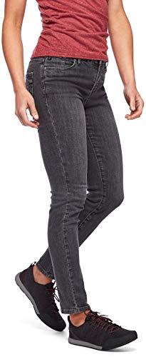 Black Diamond Unisex-Adult W Alpine Light Casual Pants, Grau, 2
