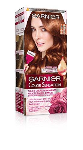 Garnier Color Sensation Coloración nº6.42 Rubio Terracota de Garnier