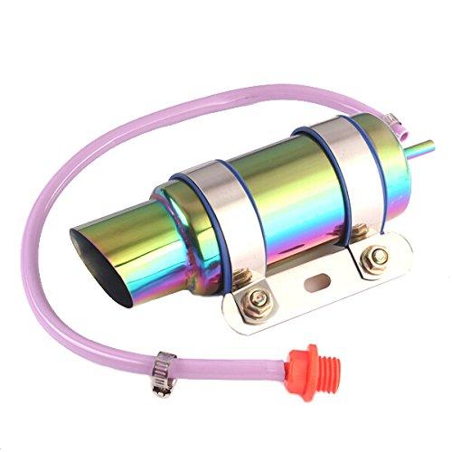 Alamor Motorfiets Onderdelen Olie Radiator Koeler Voor GY6 Of 1.8cm Inlaat Motor Kleurrijk