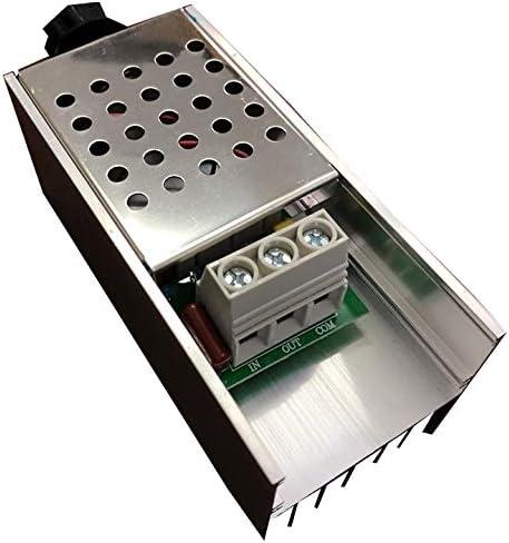SongHe AC 110V 120V 220V 230V 10000W High Power SCR Motor Speed Controller Voltage Regulator product image