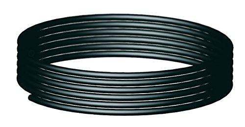 Ferritalia Normale Ø ˜ Goutte de 16 Mm 30 Cm L 1/2 Heure-Noir 400 METRI