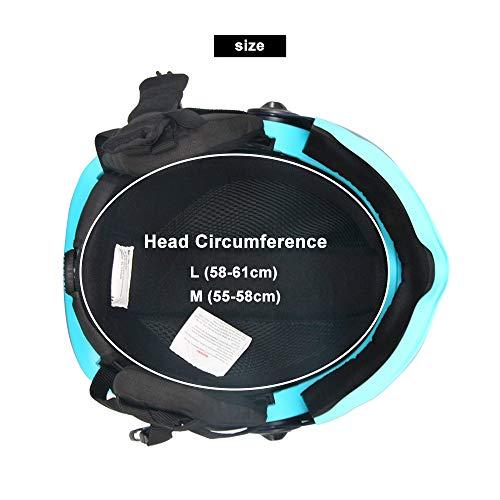 EnzoDateスキースノーヘルメットとゴーグルシールドが統合された2in1スノーボードヘルメット取り外し可能なマスク交換可能なナイトビジョンレンズ