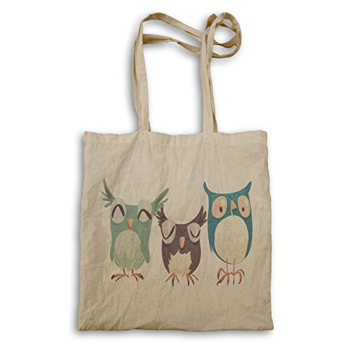 Mignon Smart Owl drôle Sac à main v703r