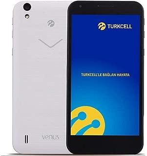 Vestel 5000 Akıllı Telefon, 2 GB, İnci Beyazı