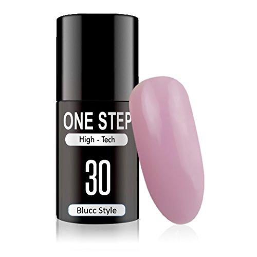 Esmaltes Permanentes Nº30 Gellack One Step New Line- Sólo un paso - Blucc Style 1