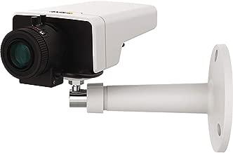 Axis Communications 0747-001 M1124 Network Surveillance Camera, White