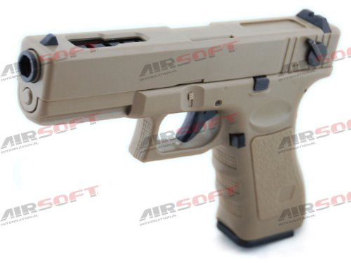 Pistola Softair Glock 18C Softair