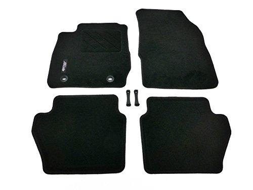 Original Ford Fiesta MK7 bis 02/2011 Fussmatten Satz 4 Teilig 1526897 NEU