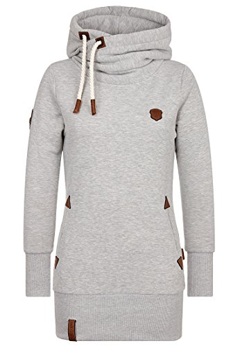 Naketano Darth Long , Grey Melange - Small