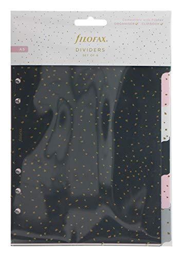 Filofax Confetti A5 Verdelers