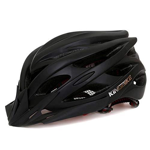 Casco de Ciclo Seguridad de Montar en Bicicleta transpirable ultraligero,Con luces traseras...