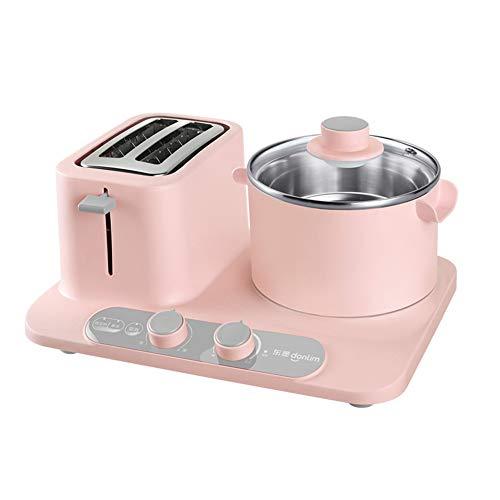 Multifunktions-Frühstücksmaschine Drei-in-einem-Haushaltsgeräte Toast Backofen Toast Toaster Zu Hause 6 Arten Von Toast-Modus, Spiegelei, Nudeln, Mobile Küche